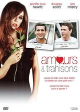Affiche Amours & trahisons