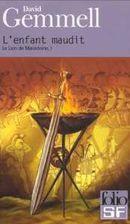 Couverture L'Enfant maudit - Le Lion de Macédoine, tome 1