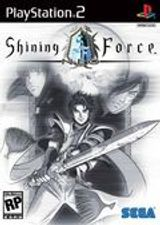 Jaquette Shining Force Neo