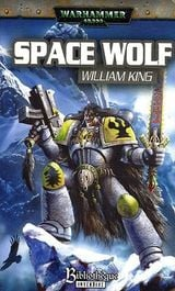Couverture Space Wolf