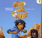 Couverture Premier Match - Foot 2 Rue, tome 1