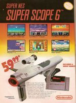 Jaquette Super Scope 6