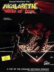Jaquette Akalabeth : World of Doom