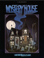 Jaquette Mystery House