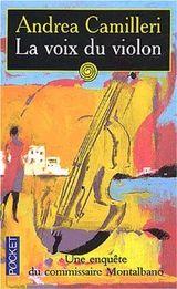 Couverture La Voix du violon - Commissaire Montalbano, tome 4