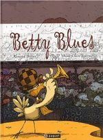 Couverture Betty Blues