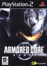 Jaquette Armored Core : NEXUS