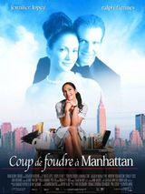 Affiche Coup de foudre à Manhattan