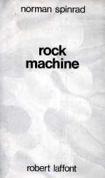 Couverture Rock machine