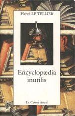 Couverture Encyclopædia Inutilis