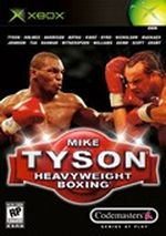 Jaquette Mike Tyson Heavyweight Boxing