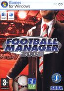 Jaquette Football Manager 2008