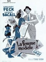 Affiche La Femme modèle