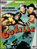 Affiche Le Gorille