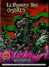Couverture Le royaume des ombres - Weird World, tome 1