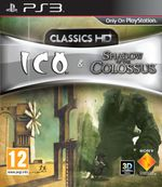 Jaquette Classics HD : Ico and Shadow of the Colossus