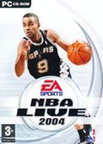 Jaquette NBA Live 2004