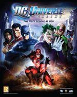 Jaquette DC Universe Online