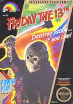 Jaquette Friday the 13th