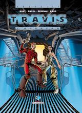 Couverture Huracan - Travis, tome 1