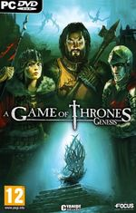 Jaquette A Game of Thrones : Genesis