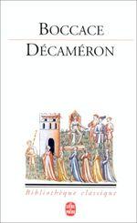 Couverture Décaméron