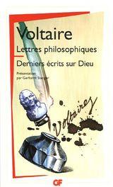 Couverture Lettres philosophiques / Derniers écrits sur Dieu