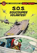 Couverture S.O.S. soucoupes volantes - Buck Danny, tome 20