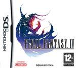Jaquette Final Fantasy IV DS