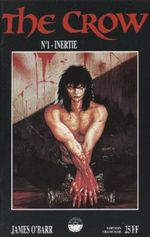 Couverture Inertie - The Crow, tome 1
