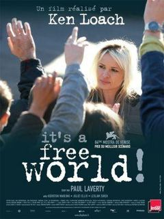 Affiche It's a Free World !
