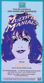 Affiche Multiple Maniacs