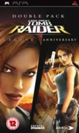 Jaquette Tomb Raider : Double Pack