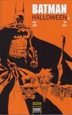 Couverture Batman : Halloween, tome 1