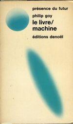 Couverture Le Livre/machine