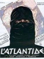 Affiche L'Atlantide