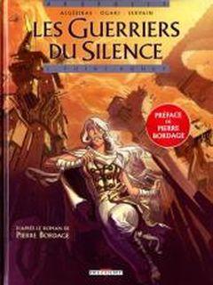 Couverture Point rouge - Les Guerriers du silence, tome 1