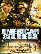 Affiche American Soldiers