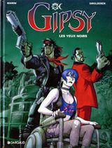Couverture Les yeux noirs - Gipsy, tome 4