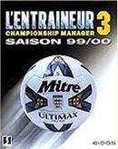 Jaquette L'Entraîneur 3 : Saison 1999/2000