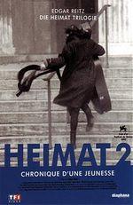 Affiche Heimat 2 : Chronique d'une jeunesse