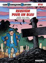 Couverture Requiem pour un bleu - Les Tuniques bleues, tome 46