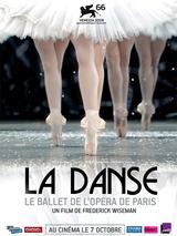 Affiche La Danse, le ballet de l'Opéra de Paris