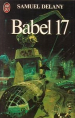 Couverture Babel 17