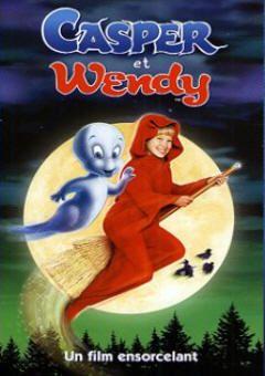 Affiche Casper et Wendy
