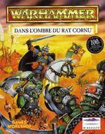 Jaquette Warhammer : Dans l'ombre du rat cornu
