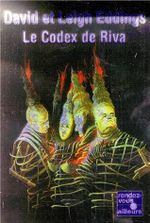 Couverture Le Codex de Riva