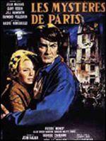 Affiche Les Mystères de Paris