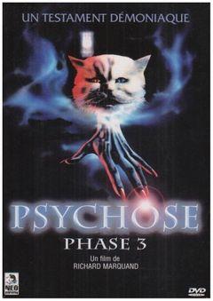 Affiche Psychose phase 3