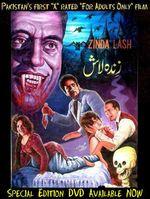 Affiche Dracula au Pakistan